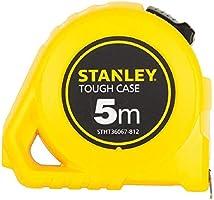 STANLEY STHT36127-812 5 Meter Plastic Short Measuring Tape (Yellow)