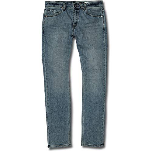 Volcom Herren Jeans Hose Solver Tapered Jeans