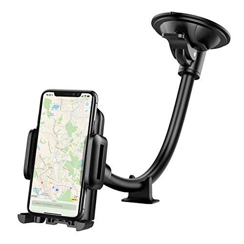 Soporte magnético para teléfono móvil Mpow Grip, para llevar tu móvil en la salida de ventilación de tu coche, con...