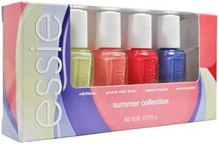 Essie Nail Polish - Summer Peach Side Babe Collection 2015 - 4Pc Mini Packs - 4 X 5Ml