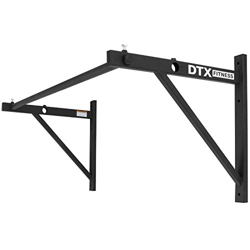 DTX Fitness Commercial Style Wall Mounted Pull Up Bar