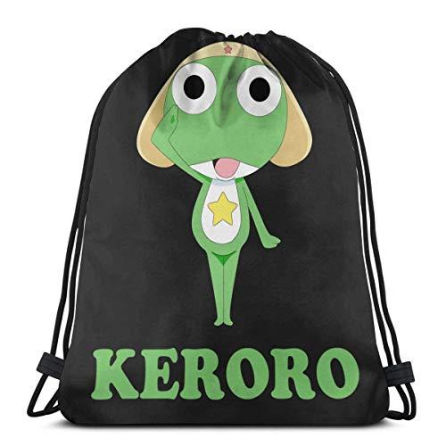 xinping Ketsu Wo Taberu Tri-Blend Drawstring Backpack Bolsa de deporte