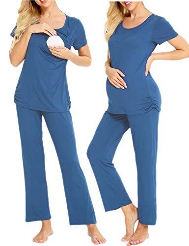 LecGee Maternity Nursing Pajamas