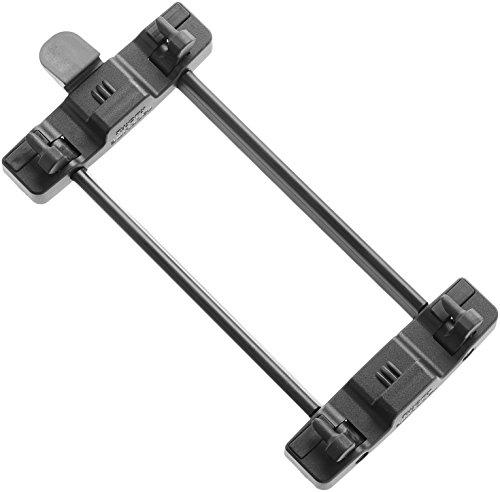 Racktime Gepäckträger Adapter Snap-it Sytem, schwarz, One Size