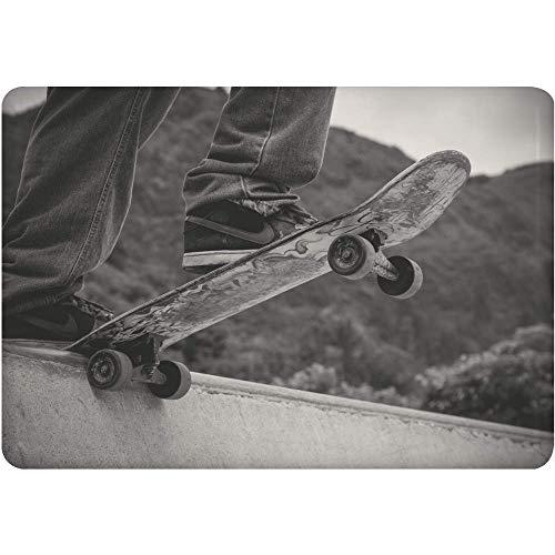 Stamp Press 'Skateboard' Kühlschrankmagnet (FM00003325)
