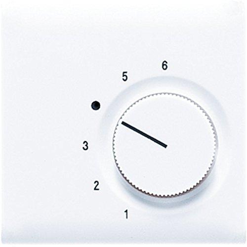 Jung LS990–Taste für Mechanismus Thermostat tr236u weiß alpin