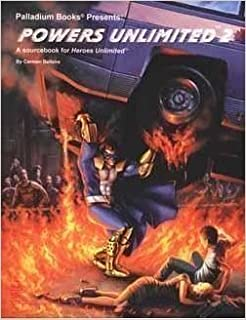Powers Unlimited Two (Heroes Unlimited)