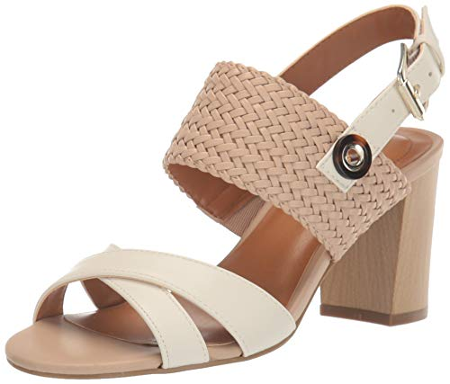 Bandolino Footwear Women's Sandal, Cream, 8