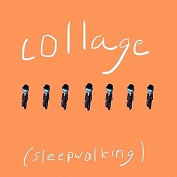 Collage (Sleepwalking)