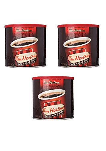 Tim Hortons Original Ground Coff...
