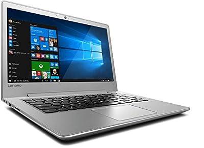 "Lenovo Ideapad 510s 14.0"" Laptop, Silver (Intel Core i7-7500U, 8GB, 256GB SSD, AMD Radeon R7 M460, Windows 10) 80UV001BUS"