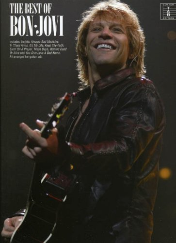 The Best of 'Bon Jovi' (Tab)