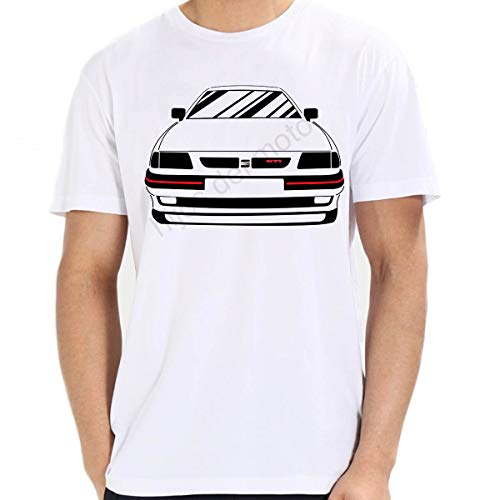 Unbekanntes T-Shirt Seat Ibiza MK2 GTI T-Shirt Seat Ibiza MK2 GTI, Weiß M
