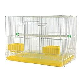 ANJJ Bird cage large pigeon cage starling thrush peony budgie universal bird supplies