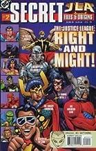 DC Secret Files & Origins (JLA # 2)