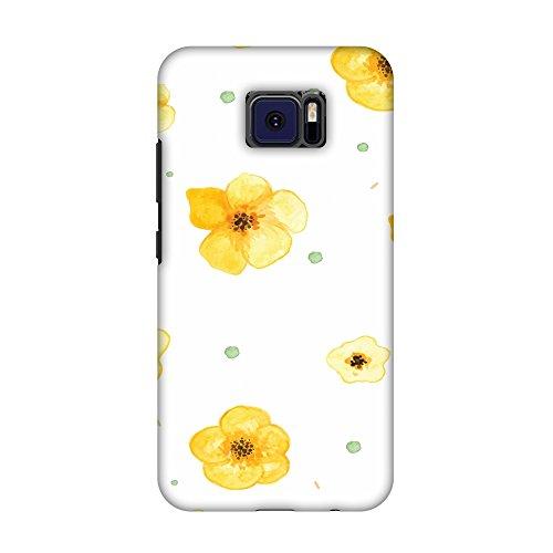 AMZER Slim Fit Handcrafted Designer Printed Hard Shell Case Back Cover for Asus ZenFone V V520KL - Lilies
