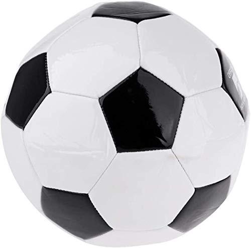 Plztou Balón de fútbol 5 Balón de fútbol Oficial estándar para Exteriores al Aire Libre