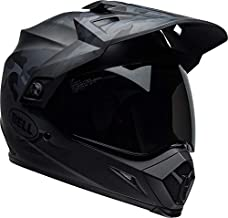 Bell MX-9 Adventure MIPS Full-Face Motorcycle Helmet (Stealth Matte Black Camo, Large)