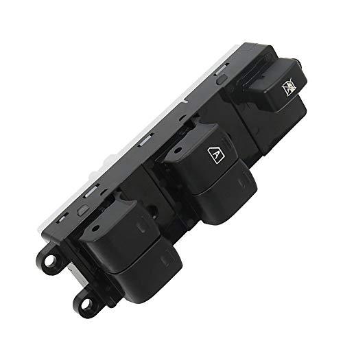 MNBHD Interruptor de Control de Ventana Interruptor Elevador Izquierdo Ajuste de posición de conducción for Nissan Nuevo Interruptor de botón del Interruptor de la Ventana de Botones del Panel