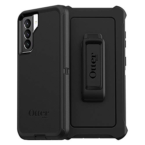 OtterBox DEFENDER SERIES SCREENLESS EDITION Case for Galaxy S21 5G - BLACK