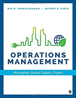 Operations Management: Managing Global Supply Chains