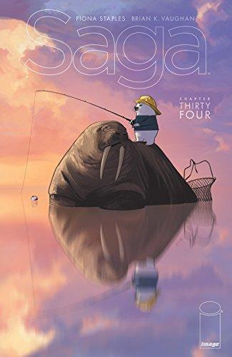 Saga #34 (English Edition)