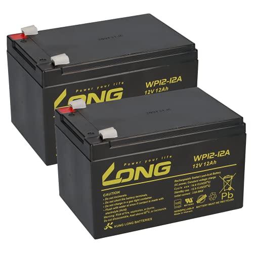 Batteria di ricambio compatibile per APC RBC6, APC Smart UPS 700, 1000,...
