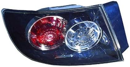 Best 2008 mazda 3 tail light assembly Reviews