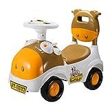 NMBD Baby-Produkt Silent-Rad-Baby-Kleinkind-Jungen-Mädchen-Roller-Cartoon Musik Kinderspielzeug...