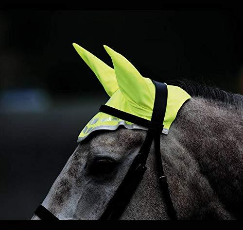 equi-flector Fly veil–giallo brillante