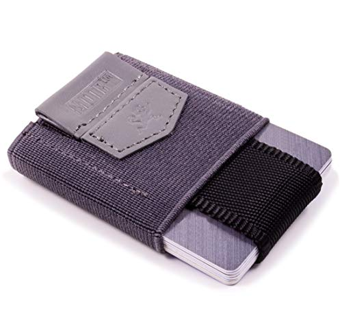 MakakaOnTheRun Slim Wallet