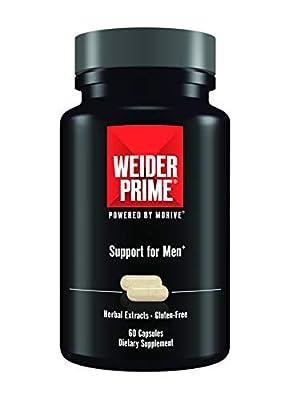 Weider Prime Testosterone Support