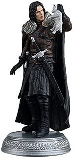 HBO Game of Thrones Eaglemoss Figurine Collection #13 Jon Snow (Winterfell) Figure