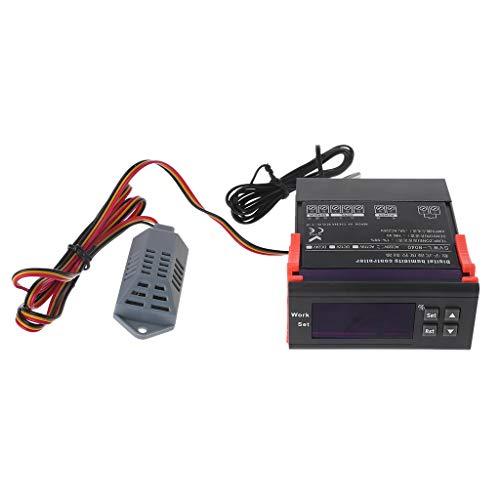 A0127 Hygrostat-Relais-Hygrometer-Steuerschalter für digitale Feuchteregler AC 220V