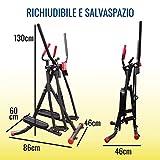 Zoom IMG-2 ffitness ellittica air walker slim