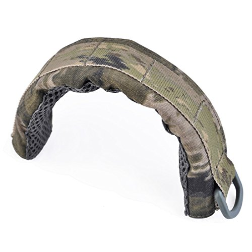 Opsmen Kopfband Kopfbügel-Abdeckung für modulare Kopfhörer, allgemeine Taktik, Accessoires, Beutel, Tasche, Unisex-Erwachsene, A-TACS iX