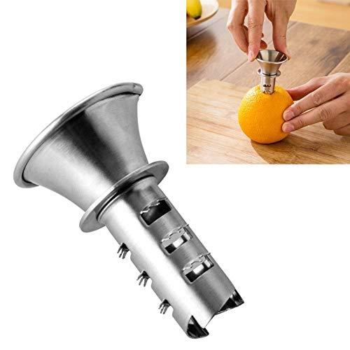 KOFUN Exprimidor de acero inoxidable 304 de limón de acero inoxidable, exprimidor de naranja...