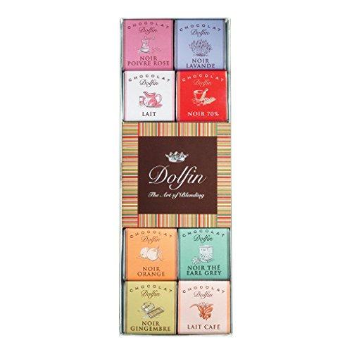 Dolfin Schokolade 24er Geschenkpackung Panache 108 g