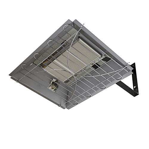 Dyna-Glo 18,000 BTU LP Overhead Infrared Garage Heater, Grey
