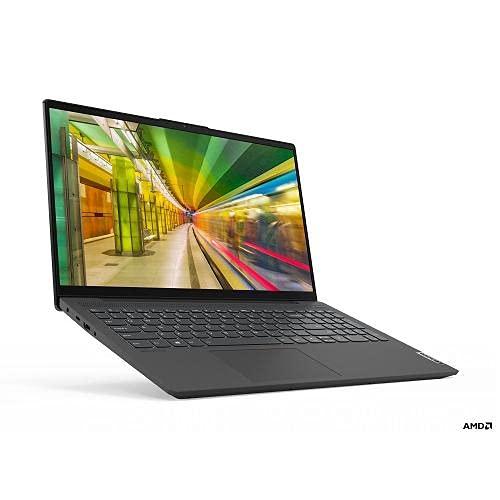 "Lenovo IdeaPad 5 15.6"" Laptop AMD Ryzen 7-5700U 16GB RAM 512GB SSD Graphite Grey - AMD Ryzen 7-5700U Octa-core - 1920 x 1080 Full HD Resolution - Integrated AMD Radeon Graphics - in-Plane Switchi"