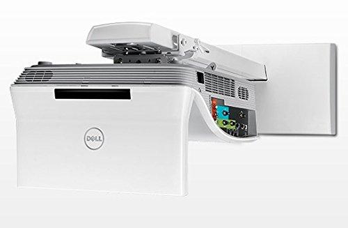 Dell S510 Interactive DLP-Projektor (WXGA, Kontrast: 8000:1, 1280x800 Pixel, 3100 ANSI Lumen)