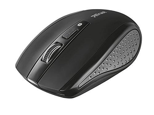 Trust 20403 Siano Bluetooth Mouse, Nero