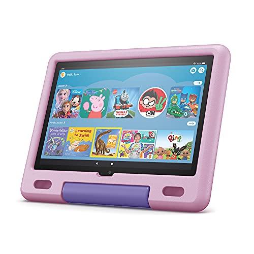 All-new Fire HD 10 Kids tablet  ...