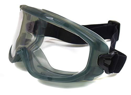 BeBright Gafas Protección, Gafas de Seguridad con Tratamiento Anti Vaho Alto Rendimiento, Gafas Protección Líquidos y Metal Fundido