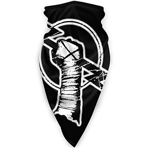 Breathable Washcloth Cm Punk Best In The World Dustproof And Windproof Motorcycle Bike Bicycle Face Towel, Used For Hiking Camping, Rock Climbing And Fishing, Hunting Motorcycle Headband Scarf