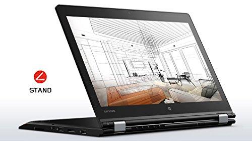 "Lenovo ThinkPad P40 Yoga 2-in-1 Mobile Station: 14"" FHD (1920x1080) IPS TouchScreen | Intel i7-6500U | 256GB SSD | 8GB | NVIDIA Quadro M500M 2GB | Carbon | ThinkPad Active Pen Pro | Win 10 Pro"