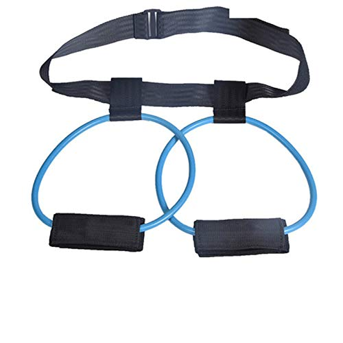HUANGDANSEN Exercise Band  Resistance Bands  Training Bands Waist Belt Pedal Exerciser Workout|Resistance Bands3Pcs