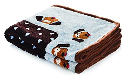 SmartPetLove Snuggle Blanket for Pets, 48' x 30',...