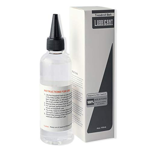 100% Silicone Easy to Apply Treadmill Lubricant