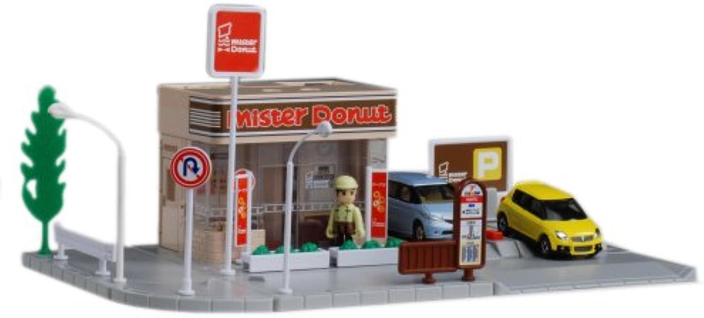 online barato Takaratomy Tomica Gift set Town Mister Doughnuts Doughnuts Doughnuts JAPAN (japan import)  ofrecemos varias marcas famosas